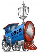 LoCo Disc Golf Club logo