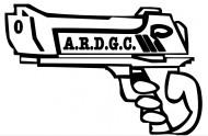 Armed Robbery Disc Golf Club logo