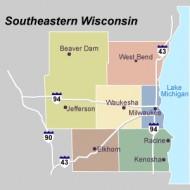Southeaster Wisconsin Disc Golf logo