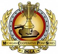 DGLA: Michigan Cooperative Point Series - Summer 2015 *** 6th Annual *** logo