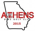2015 Athens Bag Tag logo