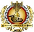 DGLA: Michigan Cooperative Point Series - Winter 2015/16 *** Sixth Annual *** logo
