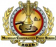 DGLA: Michigan Cooperative Point Series - Summer 2016 *** 7th Annual *** logo