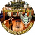 2016/2017 Indoor Putting League logo