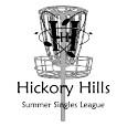 Hickory Hills Summer Singles League logo