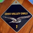 Ohio Valley Owls 2017 Bag Tag logo