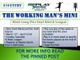The Working Man's Mini logo