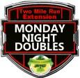 Monday Night Doubles logo