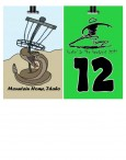 Rattlesnake Rounders League - Mtn Home, ID logo