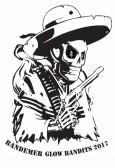 Bandemer Glow Bandits Summer 2017 logo