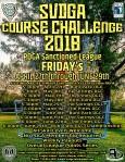 SVDGA Course Challenge 2018 logo