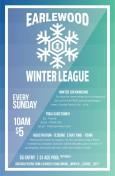 Earlewood Winter League logo
