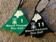 Mt Pleasant Bag Tag Challenge 2018 logo