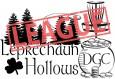 Leprechaun Hollows League 2018 logo