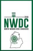 2018 Disc Chucker Bag Tags logo