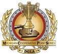 DGLA: Michigan Cooperative Point Series - Summer 2018 - 9th annual logo