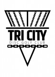 2018 Tri-City Disc Golf Bag Tag Challenge logo