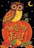 Owls Fall League logo