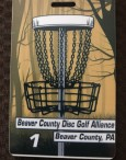 2019 BCDGA Bag Tag League logo
