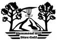 Hammond Hill Winter league logo