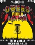 Owens Single League - 2019 logo