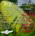 Thursday Night Doubles (TND) at Riverview logo