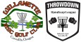 Tuesday Nights Throwdown Handicap League logo