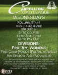 Carrollton Cali League logo
