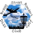 Bragg Street Bombers Disc Golf Club logo