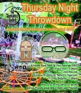 SVDGA Thursday Night Throwdown logo