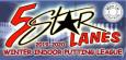Sunnybrook Indoor Putting 2019 - 2020 at 5 Star Lanes logo