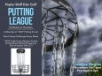 PB Winter Putting League logo