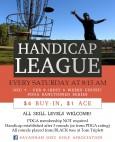 SDGA Winter Handicap League logo