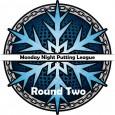 Monday Night Putting League Round 2 logo