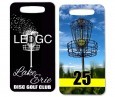 LEDGC Bag Tag Challenge 2020 logo