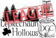 Leprechaun Hollows League 2021 logo