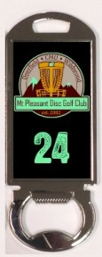 Mt Pleasant Bag Tag Challenge 2020 logo