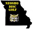 2020 Neosho Handicap Disc Golf League logo