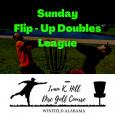 Ivan K. Hill Sunday Doubles logo