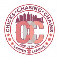 Chicks Chaising Chains- Augusta Chapter logo