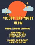 Chain Brainz Fright-Day Night Glow logo