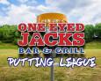 One Eyed Jacks Putting League logo
