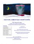 Dayton Christmas Show Down logo