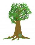 Tree Hugger Doubles logo