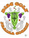 Disc Golf Yakima County logo