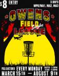 Singles At Owens Field logo