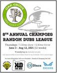 Champoeg Thursday Night Random Dubs 2021 logo