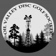Oil Valley Disc Golf Society Summer League logo