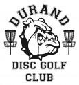 Durand Disc Golf Sanctioned League logo