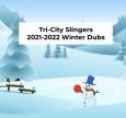 Tri-City Slingers Winter Dubs logo